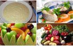 Диета при артрите суставов: что можно и нельзя есть