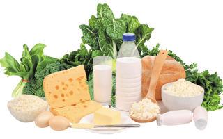 Питание при остеопорозе: различия диеты у женщин и мужчин, полезные продукты