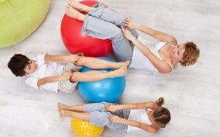 Гимнастика при остеохондрозе, лфк, упражнения для позвоночника