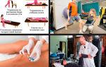 Лечение вывиха колена в домашних условиях: народные рецепты