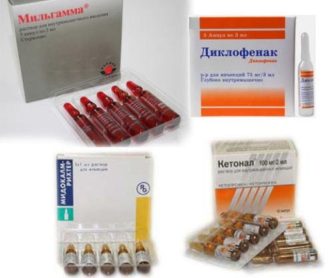 Таблетки от остеохондроза: список лекарств таблетированной формы
