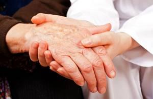Полиостеоартроз мелких суставов кистей рук и стоп