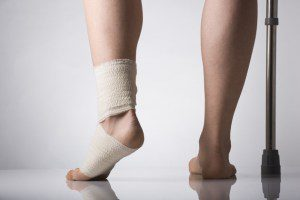 Сколько заживает разрыв и растяжение связок голеностопного сустава