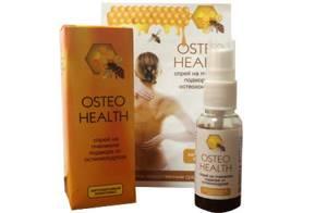Спрей osteo health (Остео Хелс) от остеохондроза: отзывы, состав, цена