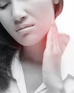 Болит лимфоузел на шее слева под челюстью: причины и лечение