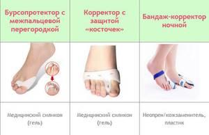 Фиксатор для большого пальца ноги: отзывы, виды, применение