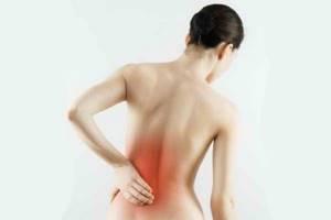 Боль в крестце: причины, характеристики, способы лечения и профилактики