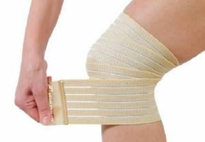 Бандаж на коленный сустав: с ребрами жесткости, эластичный и другие виды