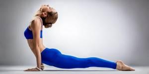 Йога при остеохондрозе шейного отдела позвоночника
