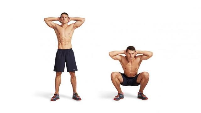 Укрепление колена: упражнения, рекомендации, предостережения