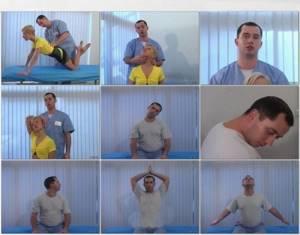 Лечебная гимнастика при шейном остеохондрозе: упражнения, видео