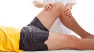 Боль в бедренной мышце: причины, лечение и профилактика