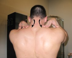Массаж при остеохондрозе шейного отдела позвоночника: видео, фото