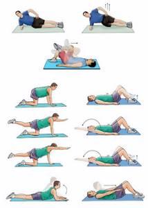Профилактика грыжи позвоночника: основные меры, упражнения, ЛФК