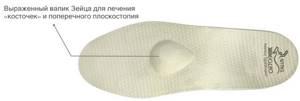 Стельки ортопедические