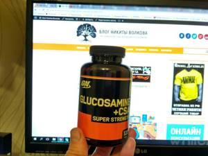 Глюкозамин-Хондроитиновый комплекс: эффективность препарата