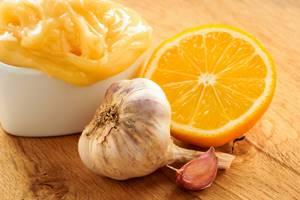 Лимон и чеснок от остеохондроза: рецепты народной медицины