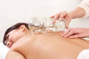 Банки на спину при остеохондрозе: эффективные методы воздействия