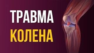 Видео презентация: боль в коленном суставе