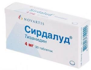Перечень таблеток от головокружения при шейном остеохондрозе