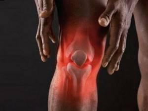 Воспаление коленного сустава: как снять и что делать