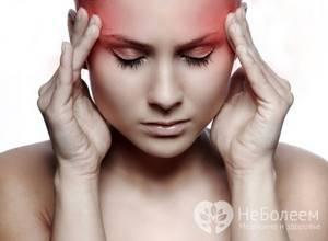Нарушение мозгового кровообращения при шейном остеохондрозе: лечение