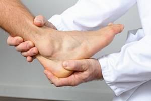 Тендовагинит голеностопного сустава: виды, диагностика, лечение