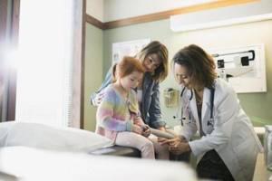 Ювенильный идиопатический артрит у детей: диагностика и лечение