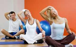 Гимнастика и упражнения при остеохондрозе шейного, грудного и поясничного отделов позвоночника