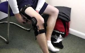 Ортез для коленного сустава: виды, как выбрать коленный ортез