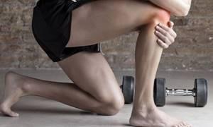 Боль над коленной чашечкой: причины