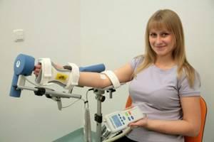 Контрактура локтевого сустава: восстановление после перелома