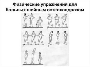 Гимнастика для спины при остеохондрозе: комплексы упражнений