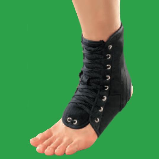 Бандаж-фиксатор на голеностопный сустав: инструкция по выбору лучшего