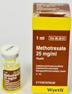 Метотрексат при ревматоидном артрите: инструкция по применению, аналоги