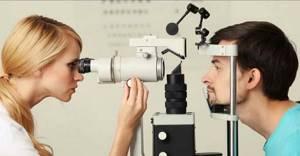 Двоение в глазах при шейном остеохондрозе: причины и лечение