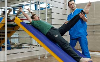 Суставная гимнастика Валентина Дикуля: комплексы упражнений