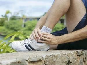 Разрыв ахиллова сухожилия: симптомы и лечение