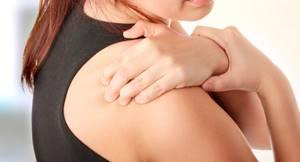 Причины и лечение боли в плечевом суставе. Список болезней